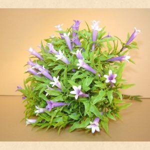 Flori artificiale violet