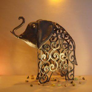 Statuetă elefant