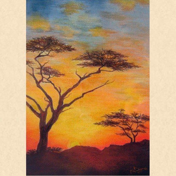 Răsărit in Africa