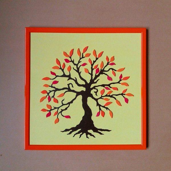 Copacul si toamna
